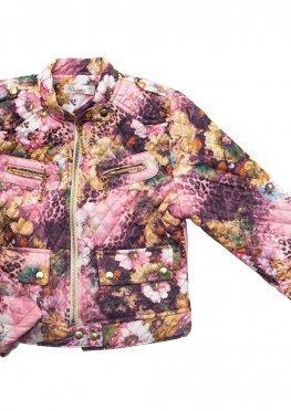Куртка модная яркая на весну, осень