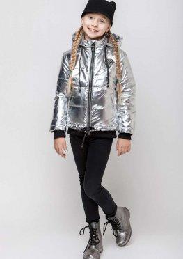Весенняя Куртка Для Девочек «VKD-8»