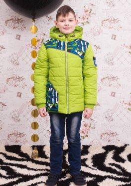 Весенняя куртка для мальчика Polo