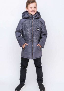 Демисезонная куртка «Plain»