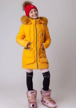 Зимнее пальто Ника