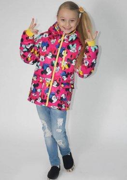 Куртка для девочки Дорис