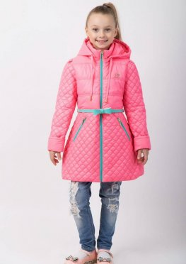 Куртка для девочки Зефир
