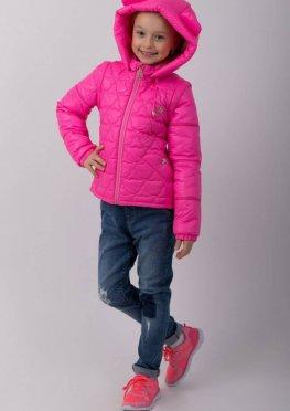 Куртка для девочки Тедди
