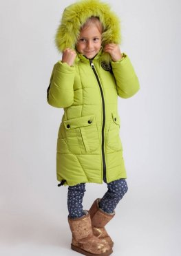 Пальто зимнее Джули