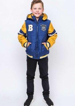 Демисезонная куртка для мальчика boys
