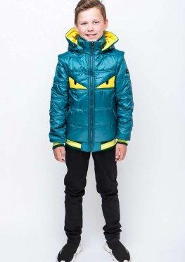 Демисезонная куртка для мальчика пикабу