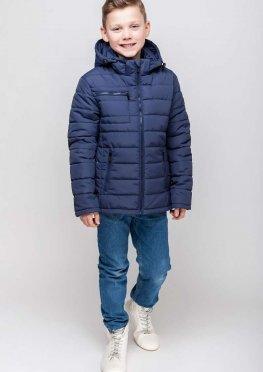 Демисезонная Куртка Для Мальчика vkm-5