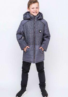 Демисезонная куртка plain
