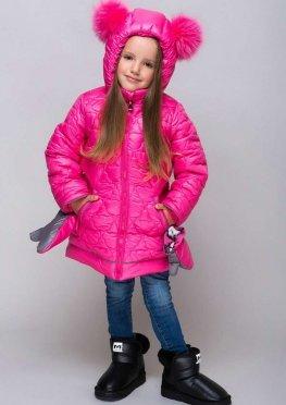 Куртка для девочек zkd-6