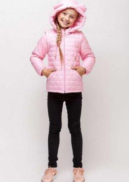 Куртка для девочки love