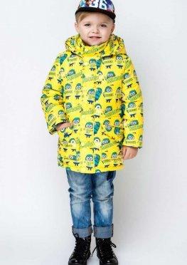 Куртка для мальчика vkm-1