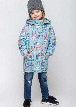 Курточка для девочки vkd-1
