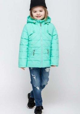 Курточка для девочки vkd-3