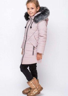 Пальто для девочек донна