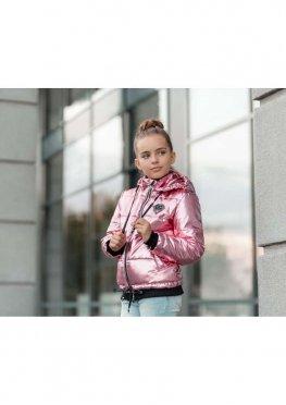 Весенняя куртка для девочек vkd-8