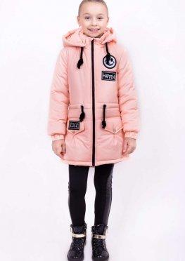 Весенняя куртка для девочки Smile
