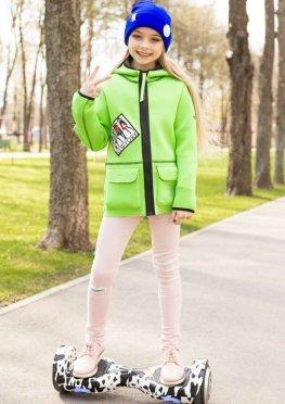Женская весенняя куртка брэнда
