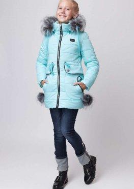 Зимнее пальто Синти