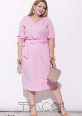 Комплект из блузы и плиссированной юбки