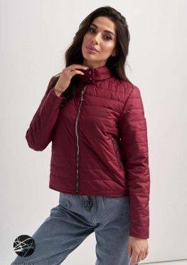 Легкая стёганая куртка