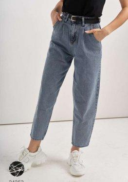 Свободные джинсы МОМ