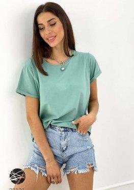 Базовая футболка oversize