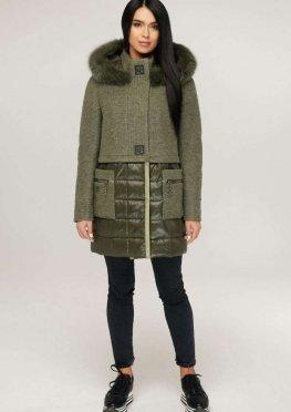 Пальто П-1069 н/м Cost Тон 82