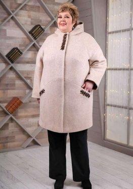 Пальто В-1087 Unito Тон 10