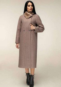 Пальто П-1234 и/м Aрт. 113-1819 Тон 6