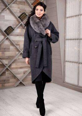 Пальто П-1089 н/м Unito Тон 23