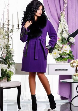 Пальто П-819 (н/м) Diana Soft Тон 244742