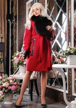 Пальто П-819 (н/м) Diana Soft Тон 144044