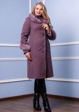 Пальто П-833 (н/м) Diana Soft Тон 100
