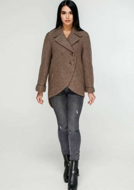Пальто В-1183 Cost Тон 145