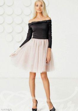 Коктейльное платье ретро