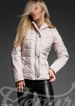 Модная синтепоновая куртка