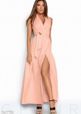 Платье с запхом