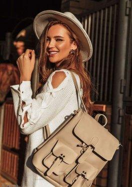 Городской рюкзак с карманами