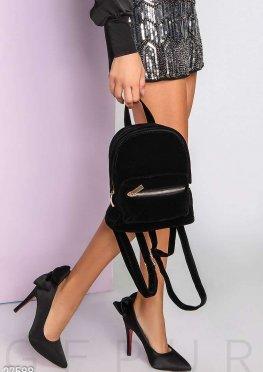 Стильный замшевый рюкзак