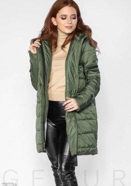 Лаконичное зимнее пальто