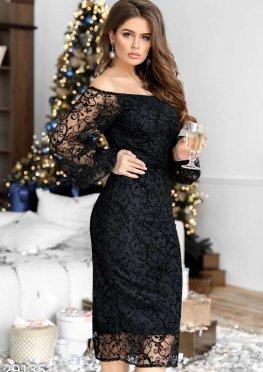 Трендовое вечернее платье