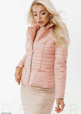 Укороченная демисезонная куртка
