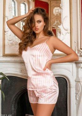 Сатиновая нежная пижама Gepur