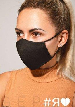 Стильная дизайнерская маска