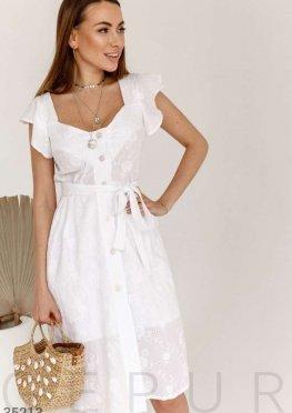 Романтичное летнее платье