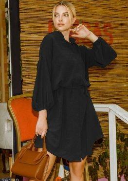 Oversize платье в рубашечном стиле