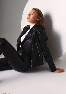 Свободная куртка-косуха