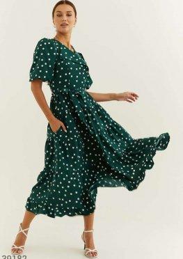 Летнее платье-миди