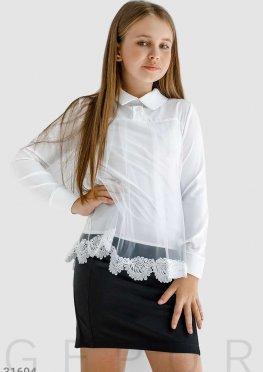 Блуза оригинального дизайна